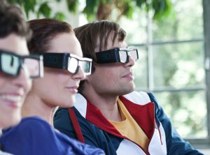 T-Home 3D-Brillen