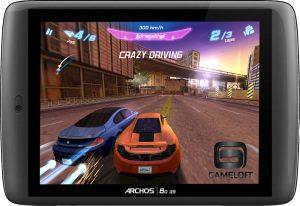 Archos G9 Gameloft