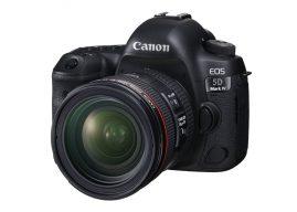 Canon EOS 5D Mark IV kommt im September