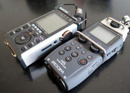 Tascam DR-44WL vs. Zoom H5