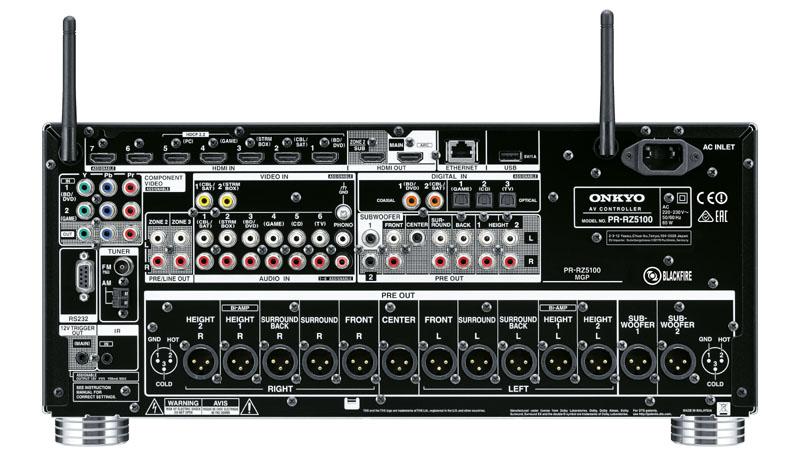 Onkyo PR-RZ5100