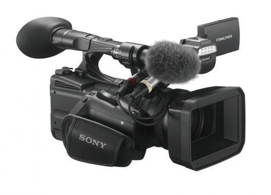 Sony HXR-NX5R Full HD-Handheld-Camcorder