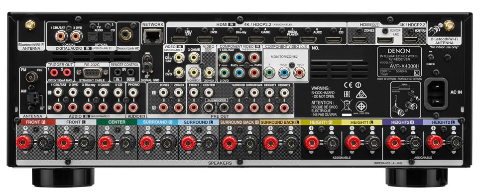 Denon AVR4300h