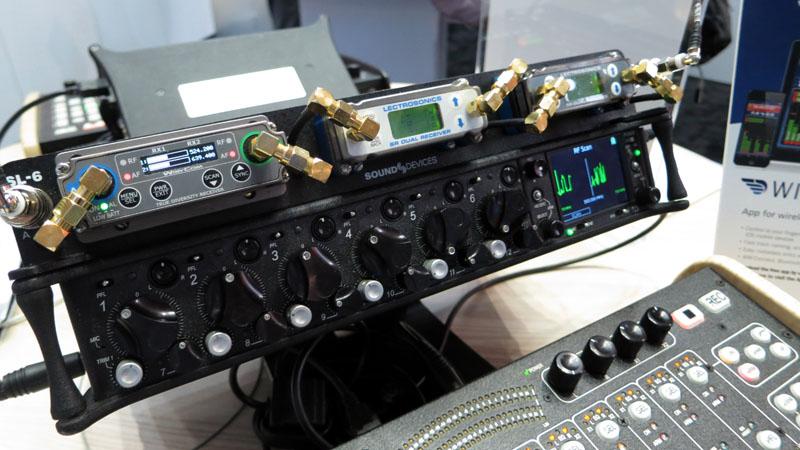 Sound Devices SL-6