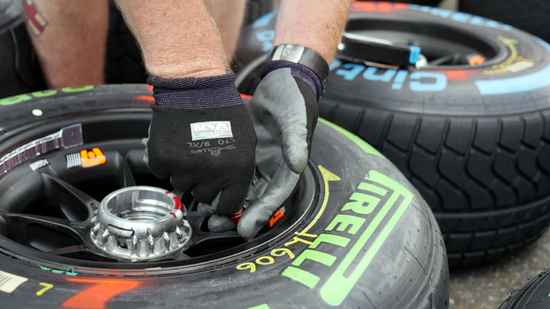 Reifen Formel 1