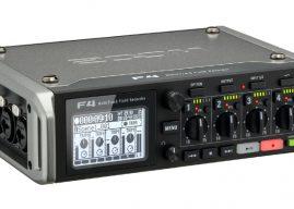 Zoom kündigt Multitrack-Fieldrecorder F4 an