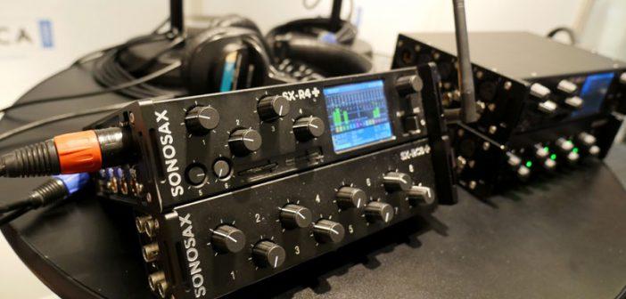 Sonosax SX-R4+
