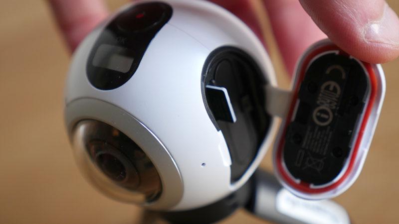 Samsung Gear 360 Gear VR