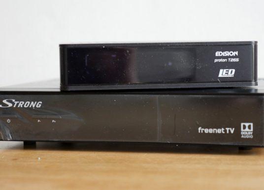 Tschüss DVB-T, hallo DVB-T2