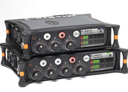 NAB: Sound Devices bringt Mix Pre-Field-Recorder