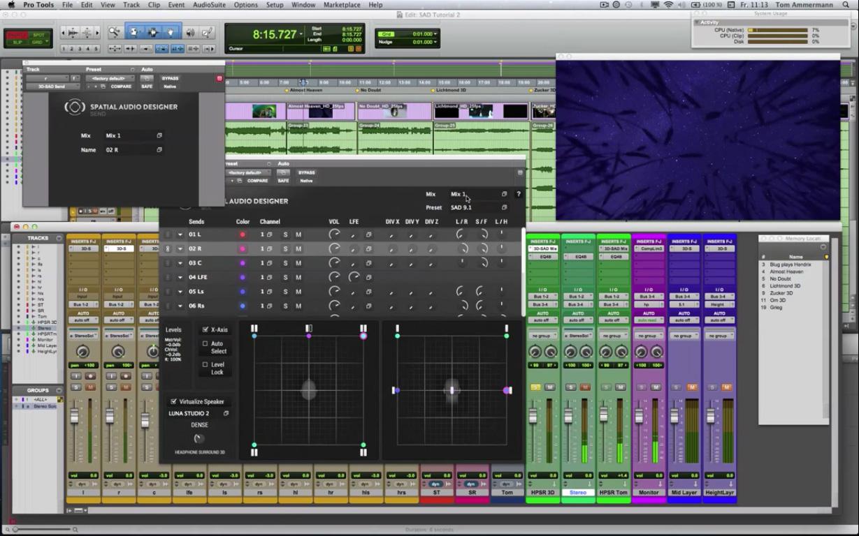 Spatial Audio Designer