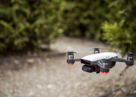 DJI Spark: eine Drohne für alle