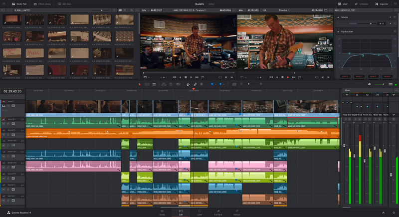 Blackmagic Design DaVinci Resolve 14