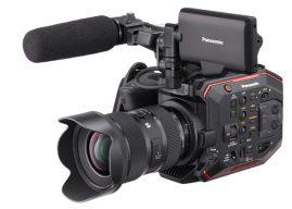 Panasonic stellt AU-EVA1 Super 35 mm Cine-Kamera vor
