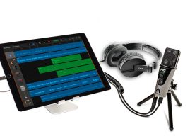 Apogee Mic Plus: neues USB-Mikrofon für iOS, Mac und PC