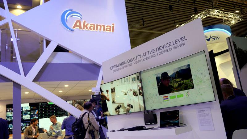 Akamai IBC