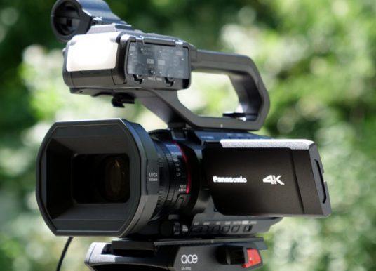 Panasonic AG-CX10 – kompakter 4K-Profi-Camcorder